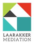 het bedrijfslogo van Laarakker Mediation, Nijmegen